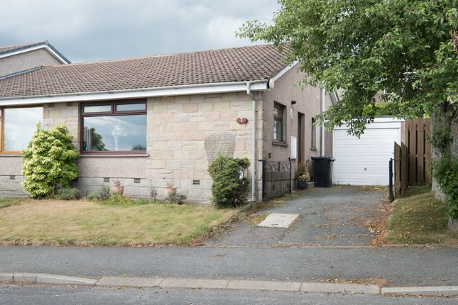 Thumbnail Semi-detached bungalow to rent in Braecroft Drive, Westhill