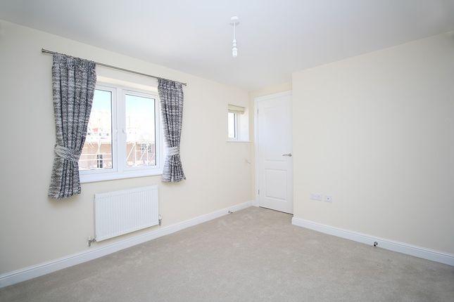 Bedroom Three of Glen Road, Loughborough LE11