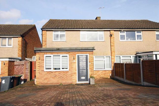 Thumbnail Property for sale in Homefield Road, Bushey WD23.