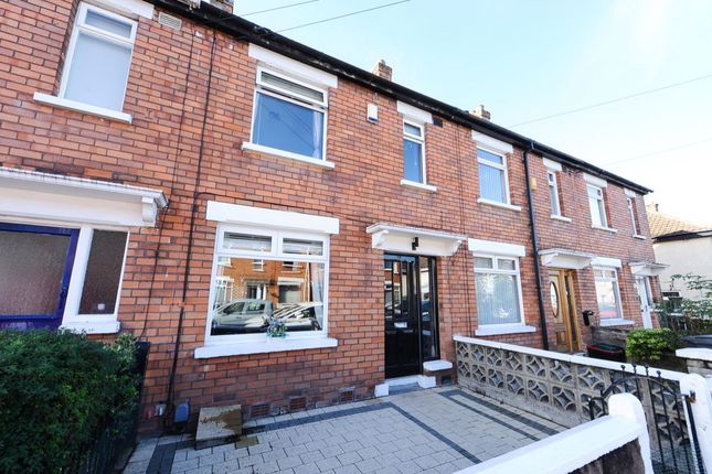Thumbnail Terraced house for sale in Connsbrook Park, Sydenham, Belfast