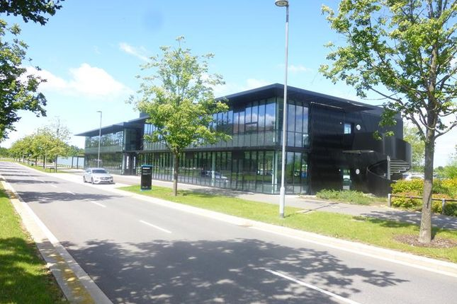 Thumbnail Office to let in Incubator 2, First Floor, Alconbury Weald Enterprise Campus, Alconbury Weald, Huntingdon, Cambridgeshire
