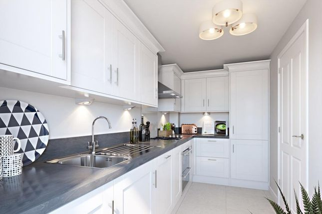 "Thumbnail Semi-detached house for sale in ""Stambourne"" at Rocky Lane, Haywards Heath"