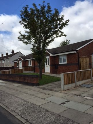 Thumbnail Semi-detached bungalow to rent in Stratton Road, Kirkby