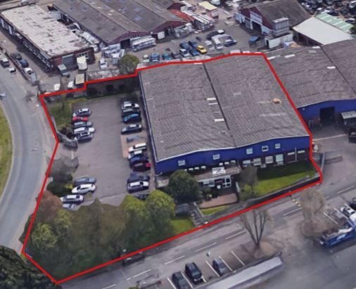 Thumbnail Industrial to let in Hickman Avenue, Wolverhampton
