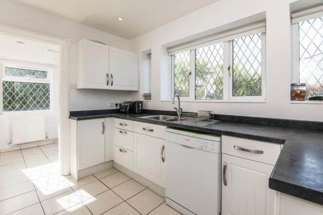 Kitchen of Dawish, Devon, . EX7