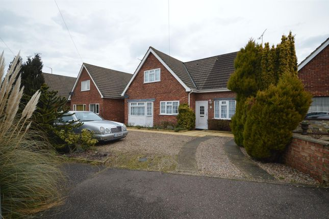 Thumbnail Detached house for sale in South Gage Close, Sprowston, Norwich