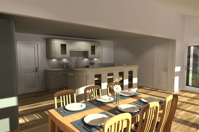 Thumbnail Semi-detached house for sale in Nightingale Close, Station Road, Tring