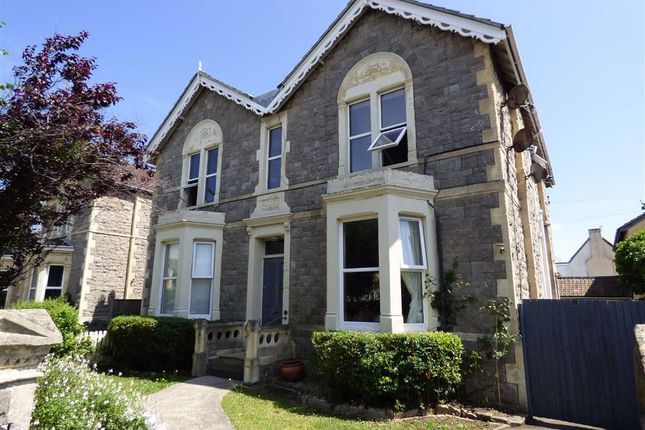 Thumbnail Flat for sale in Graham Road, Weston-Super-Mare