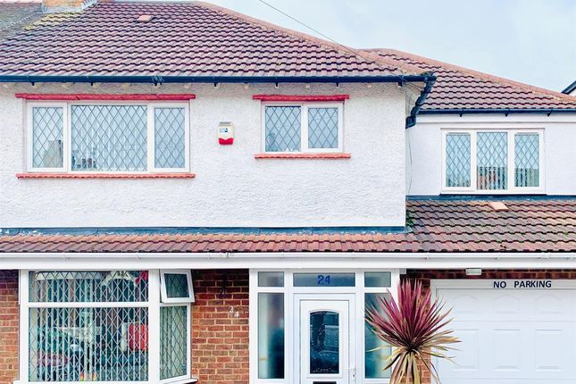 Thumbnail Property to rent in Cromwell Road, New Normanton, Derby