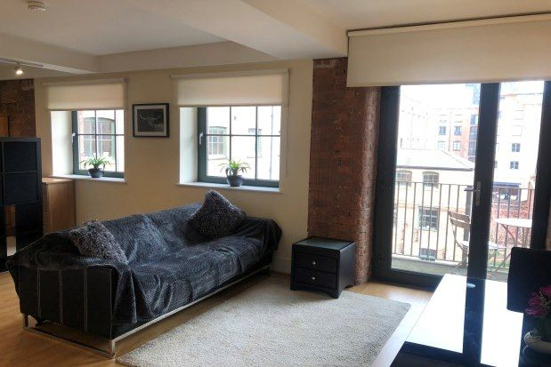Studio to rent in Cambridge Street, Manchester M1