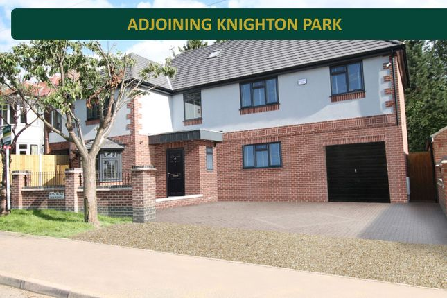 Thumbnail Detached house for sale in Ring Road, Stoneygate, Leicester