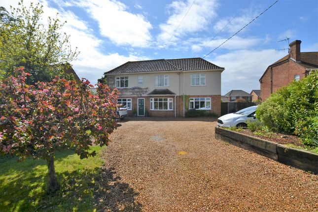 Thumbnail Detached house for sale in Main Road, West Winch, King's Lynn