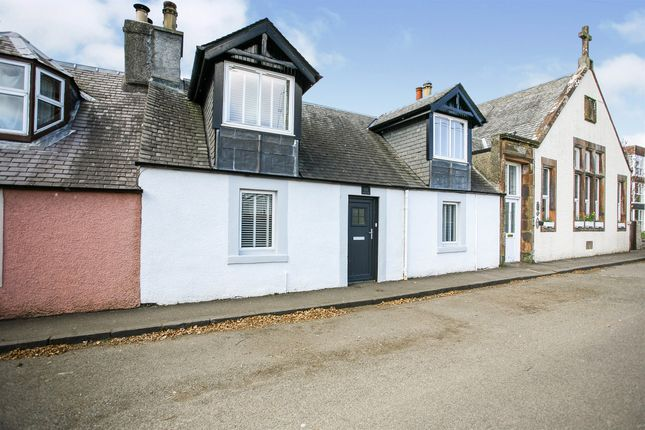 4 bed terraced house for sale in Moray Street, Doune FK16