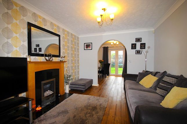 Lounge of Jewsbury Way, Thorpe Astley, Braunstone, Leicester LE3