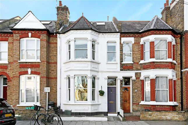 4 bed terraced house for sale in Cranbrook Road, London