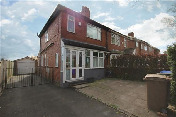 Thumbnail Semi-detached house for sale in Sandon Old Road, Meir, Stoke-On-Trent