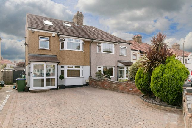 Thumbnail Semi-detached house for sale in Sutcliffe Road, Welling
