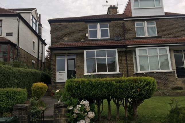 Thumbnail Semi-detached house to rent in Redburn Road, Shipley