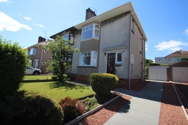 Thumbnail Semi-detached house for sale in Douglas Drive, Baillieston, Glasgow