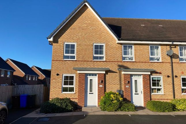 2 bed town house to rent in Holdcroft Place, Meir, Stoke-On-Trent ST3