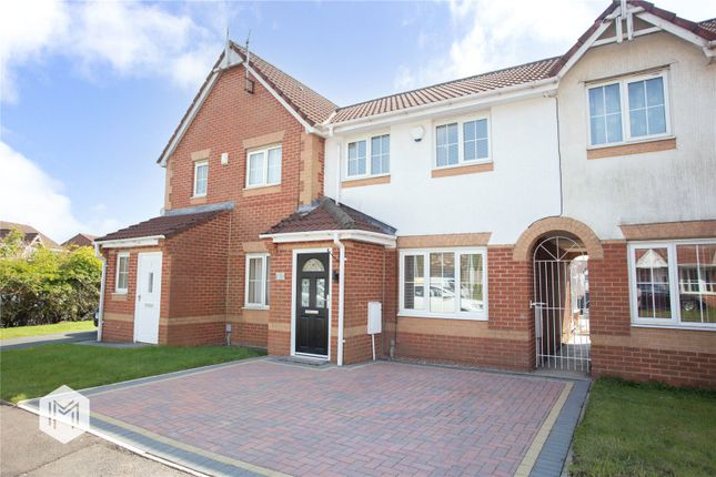 2 bed terraced house for sale in Elterwater Road, Bolton BL4
