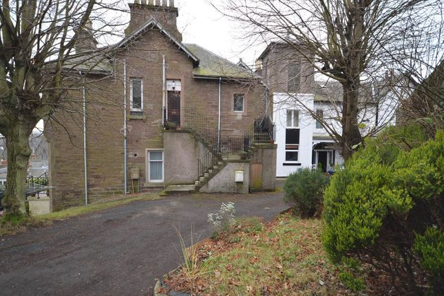 Thumbnail Flat to rent in Camphill Road, Broughty Ferry, Dundee