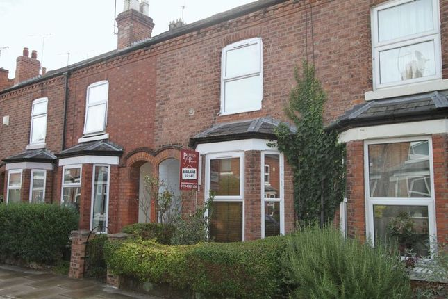 Thumbnail Terraced house to rent in Gladstone Avenue, Chester