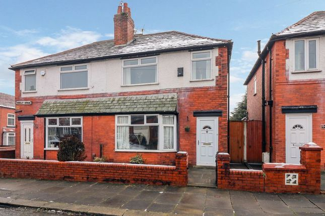 Thumbnail Semi-detached house to rent in Rowsley Avenue, Heaton, Bolton