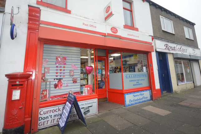 Thumbnail Retail premises for sale in 83 Blackwell Road, Cumbria