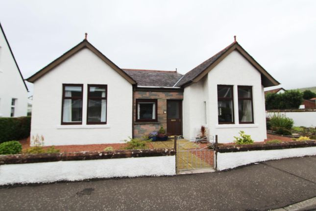 Thumbnail Detached bungalow for sale in Scott Street, Largs