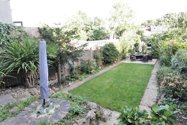 Garden of Pymmes Green Road, London N11