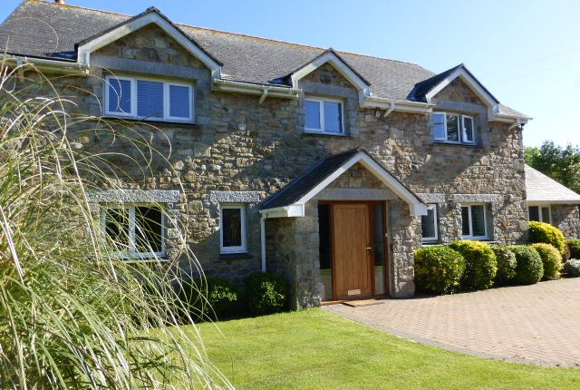 Thumbnail Detached house for sale in Rejarne Row, Lelant Downs, Hayle