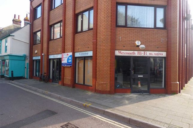 Commercial property for sale in Maiden Street, Weymouth