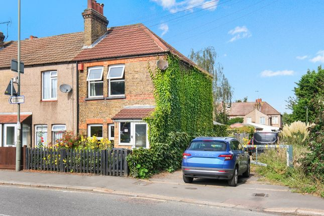 3 bed end terrace house for sale in Station Road, St. Pauls Cray, Orpington BR5