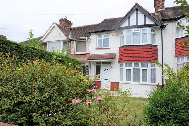 Thumbnail Terraced house for sale in Linden Way, Southgate