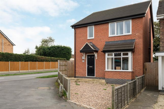 Detached house for sale in Featherston Drive, Burbage, Hinckley