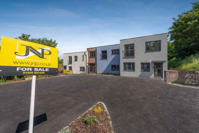 Thumbnail Flat for sale in Treadaway Court, Treadaway Hill, Loudwater, High Wycombe
