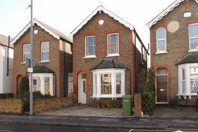 Thumbnail Detached house to rent in Kings Road, North Kingston, Kingston Upon Thames