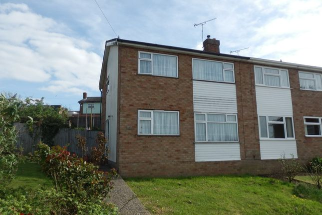 Thumbnail Semi-detached house for sale in Fallowfield Close, Dovercourt