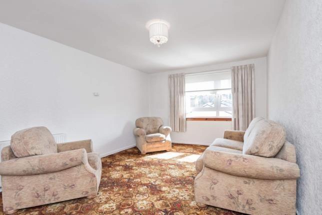 Sitting Room of Roxburgh Way, Greenock, Inverclyde PA15