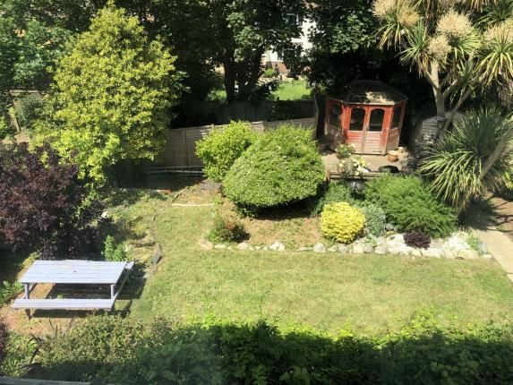 Garden of Ashurst Avenue, Saltdean, Brighton, East Sussex BN2