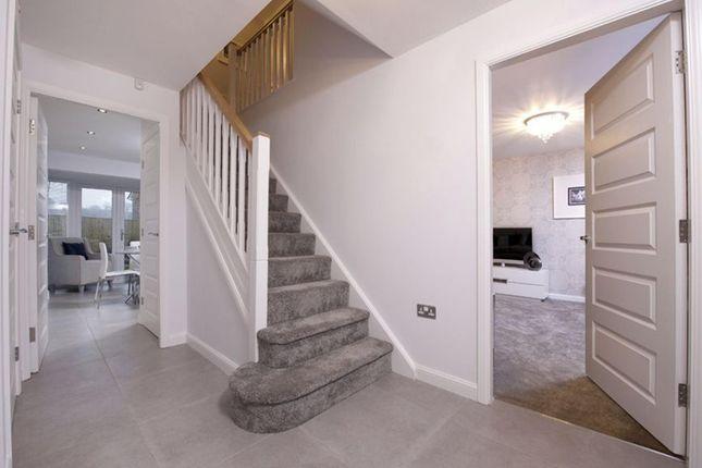 "Thumbnail Detached house for sale in ""Cambridge"" at Blackpool Road, Kirkham, Preston"