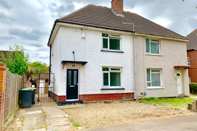 Thumbnail Semi-detached house to rent in Barford Avenue, Bedford