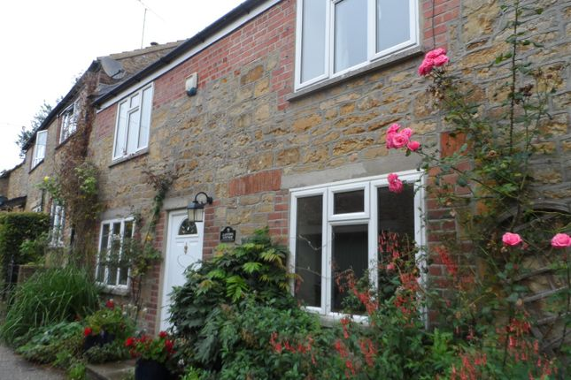 Thumbnail Terraced house to rent in West Street, Hinton St. George