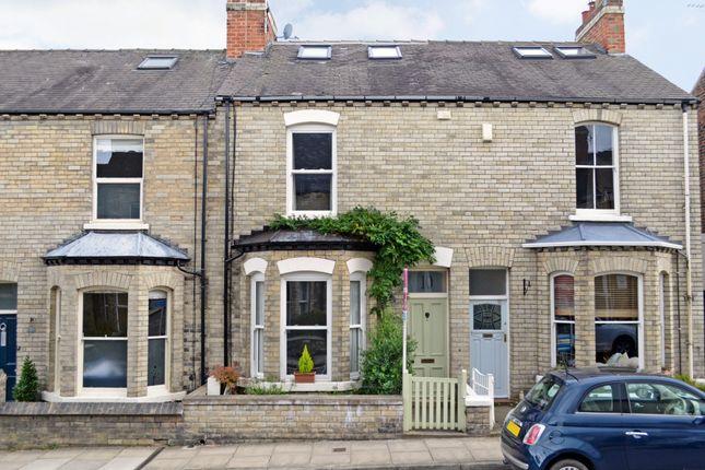 Thumbnail Terraced house to rent in Scott Street, York
