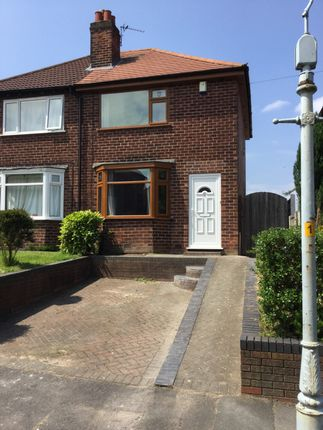 Thumbnail Semi-detached house to rent in Yewdale Road, Offerton, Stockport