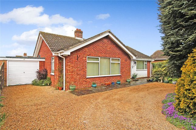 3 bed detached bungalow for sale in Gilbert Close, Alpington, Norwich, Norfolk NR14