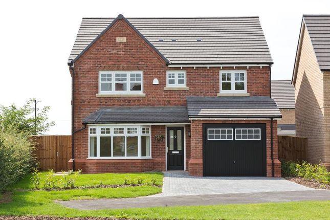 Thumbnail Detached house for sale in St Petersfield, Inskip, Preston