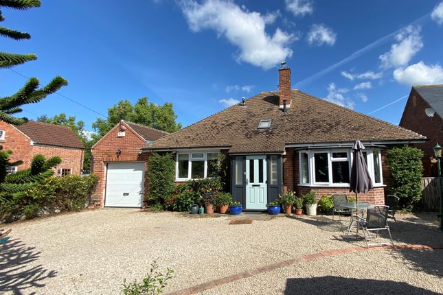 Thumbnail Detached bungalow for sale in King Street, Nether Broughton, Melton Mowbray