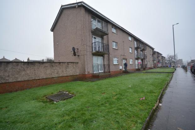 Thumbnail Flat for sale in Henrietta Street, Galston